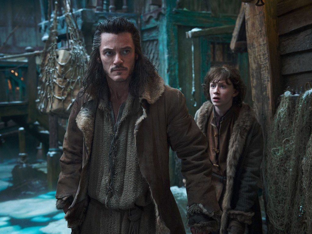 The Hobbit, the Desolation of Smaug