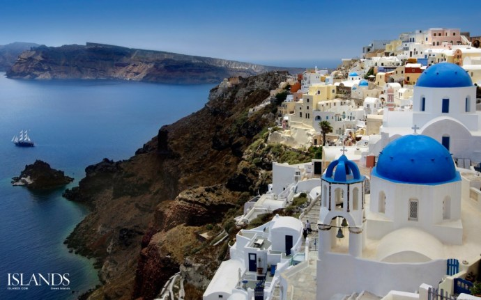 Cinq destinations de rêve en Europe - La Grèce