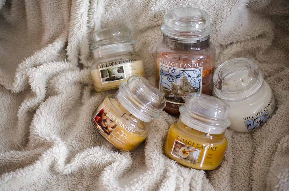Les Jolies Choses #15 - Bougies Village Candles