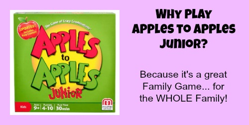 play apples to apples junior