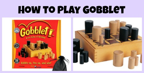 how to play gobblet