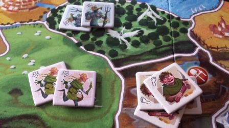 Play small world game