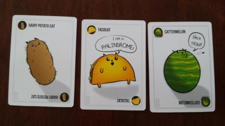 exploding kittens board game review