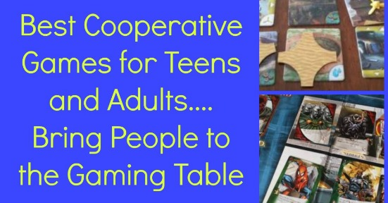 cooperative games teens