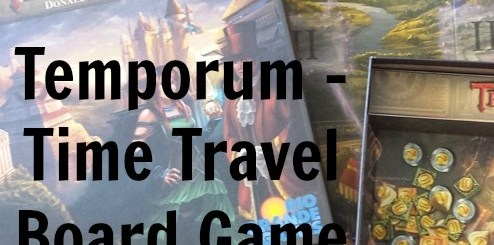 board game time travel