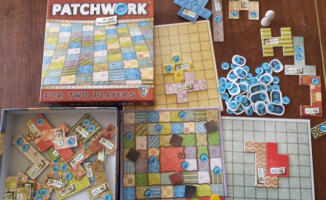 Patchwork game review
