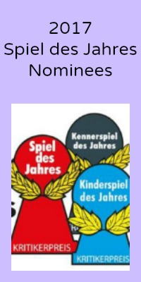2017 Spiel des Jahres nominees
