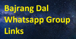 Join To Bajrang Dal Whatsapp Group Links 2020-21