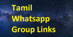List of All Tamil Whatsapp Group Links 2020-21