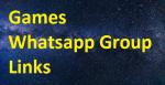 Games Whatsapp Group Links 2021-22
