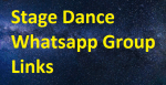 Stage Dance, Mujra Whatsapp Group Links