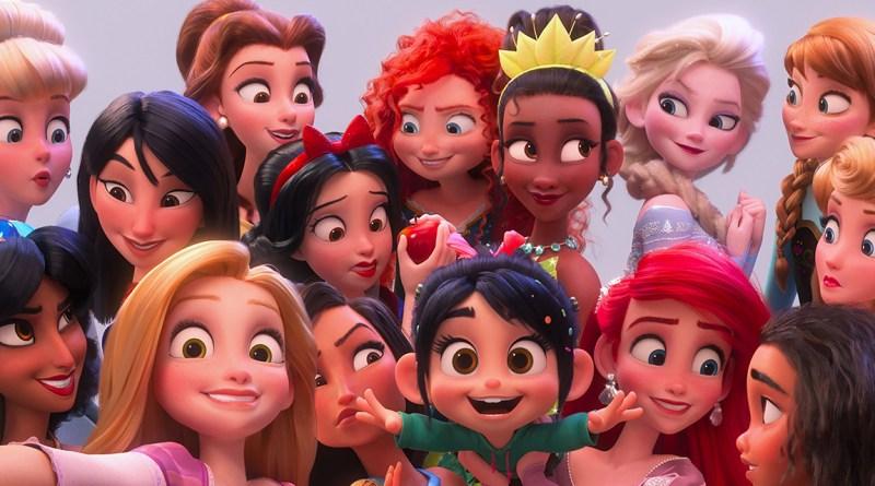 Evolusi Princess Disney