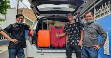 Meninggalkan Jakarta (untuk Sementara)