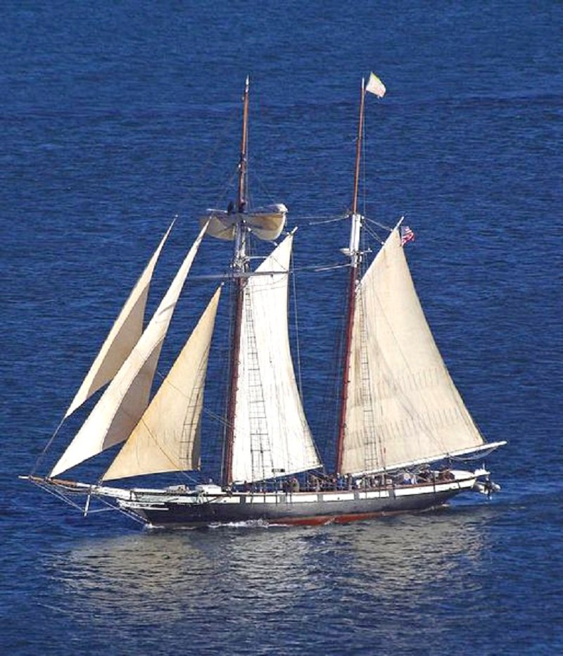 State Tall ship of California