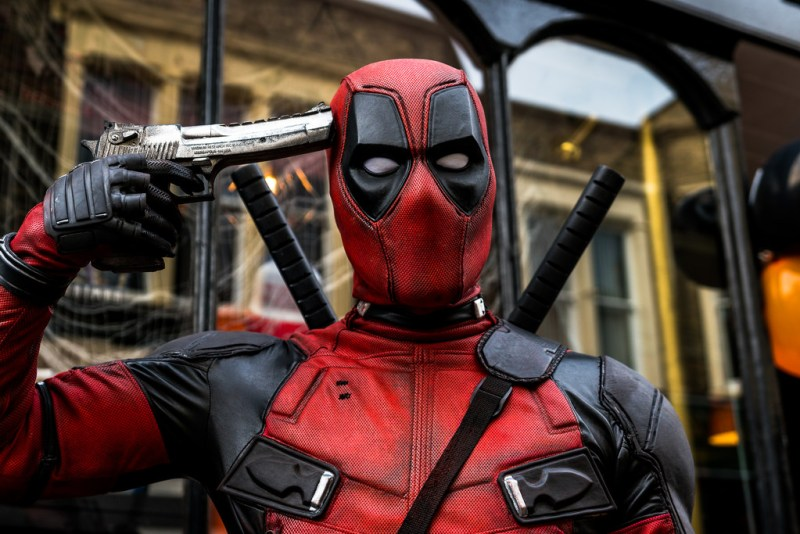 The best line used in Deadpool