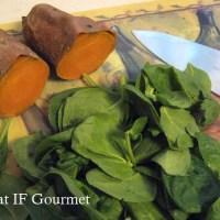 Anti-Inflammatory Sweet Potato Protein Smoothie