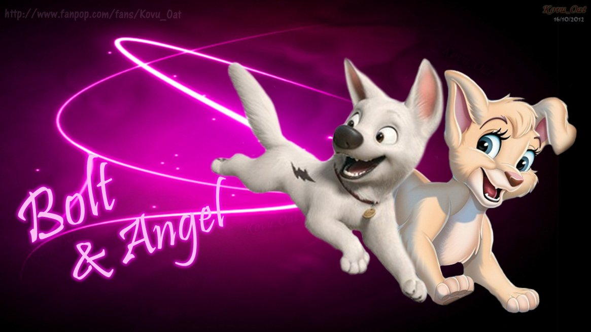 cute-bolt-and-angel-wallpaper