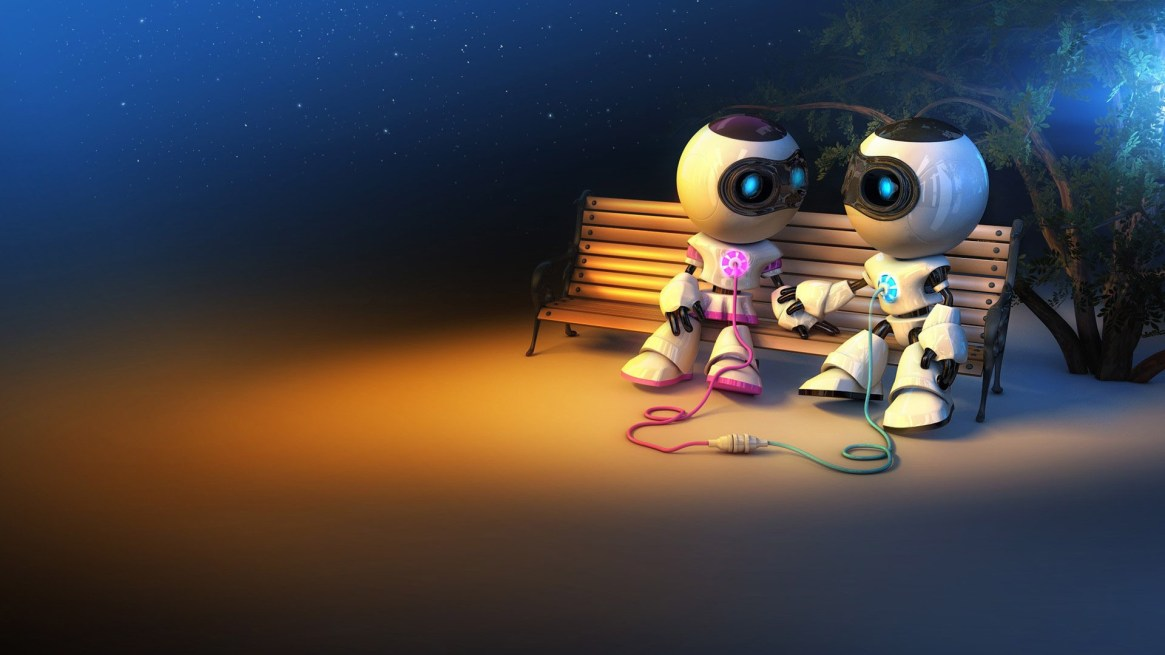 cute-robot-couple-wallpaper