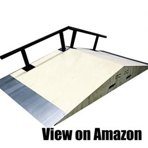 skateboard mini ramp