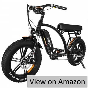 Addmotor MOTAN M-60 L7(R7) 48V 750w Electric Beach Cruiser