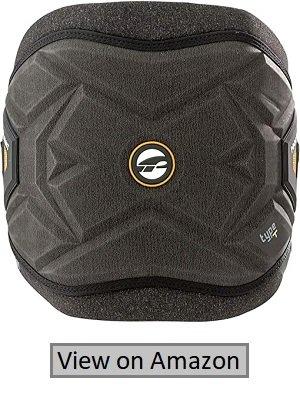 Prolimit Type T Barloc Windsurf Waist Harness Black Gold - Unisex - Combo Outline Profile