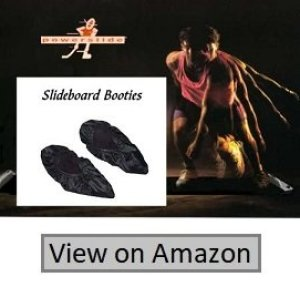 Athletic Innovation, Inc. Powerslide Booties, Small (Men <5 -1/2; Women <7)