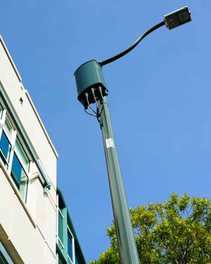 """WALL OF SHAME – Photo Gallery of """"Small Cells"""""""
