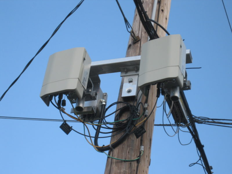 "WALL OF SHAME – Photo Gallery of ""Small Cells"""