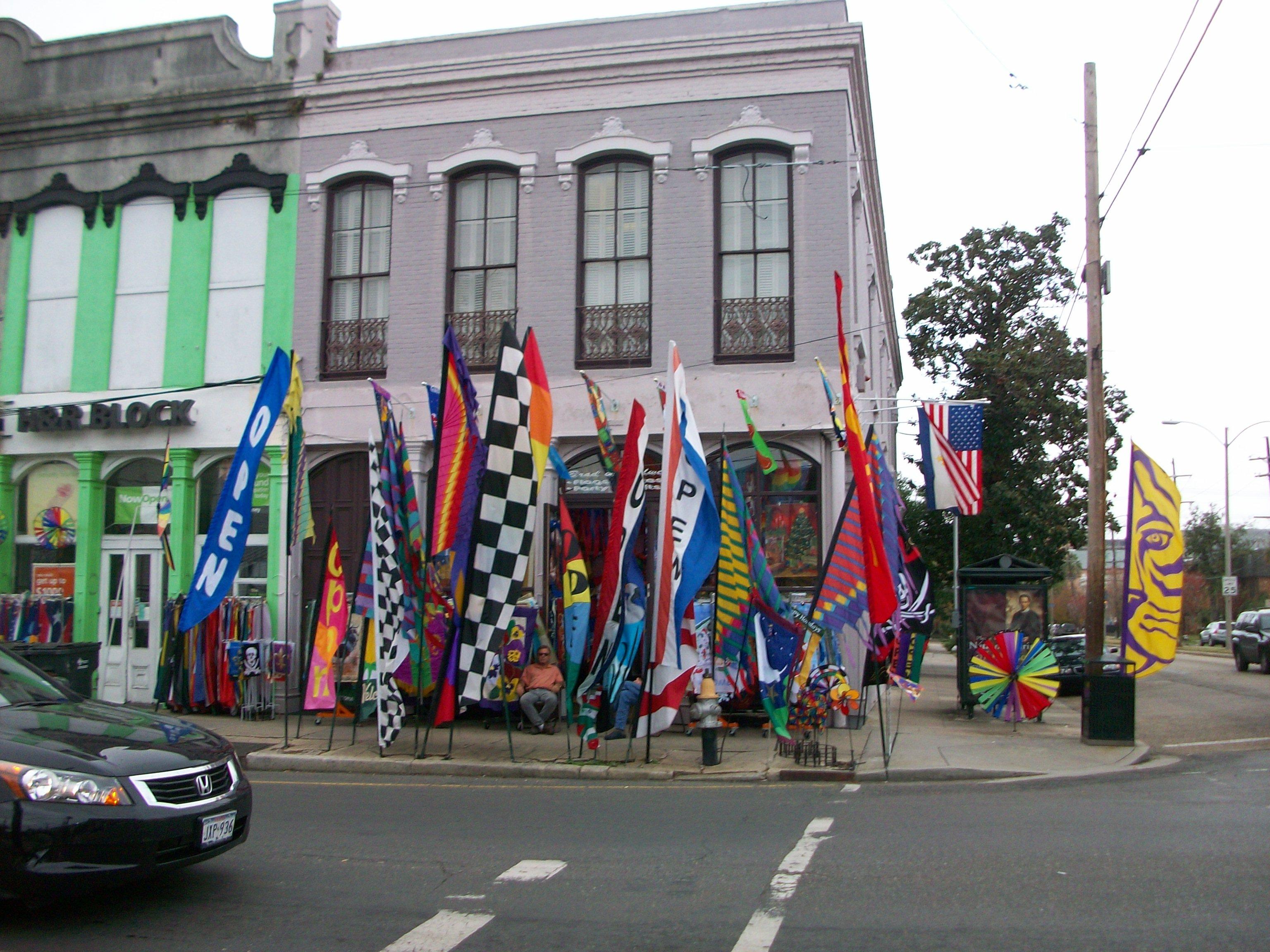 Flag Store