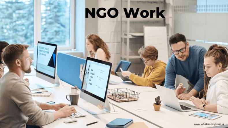 NGO work