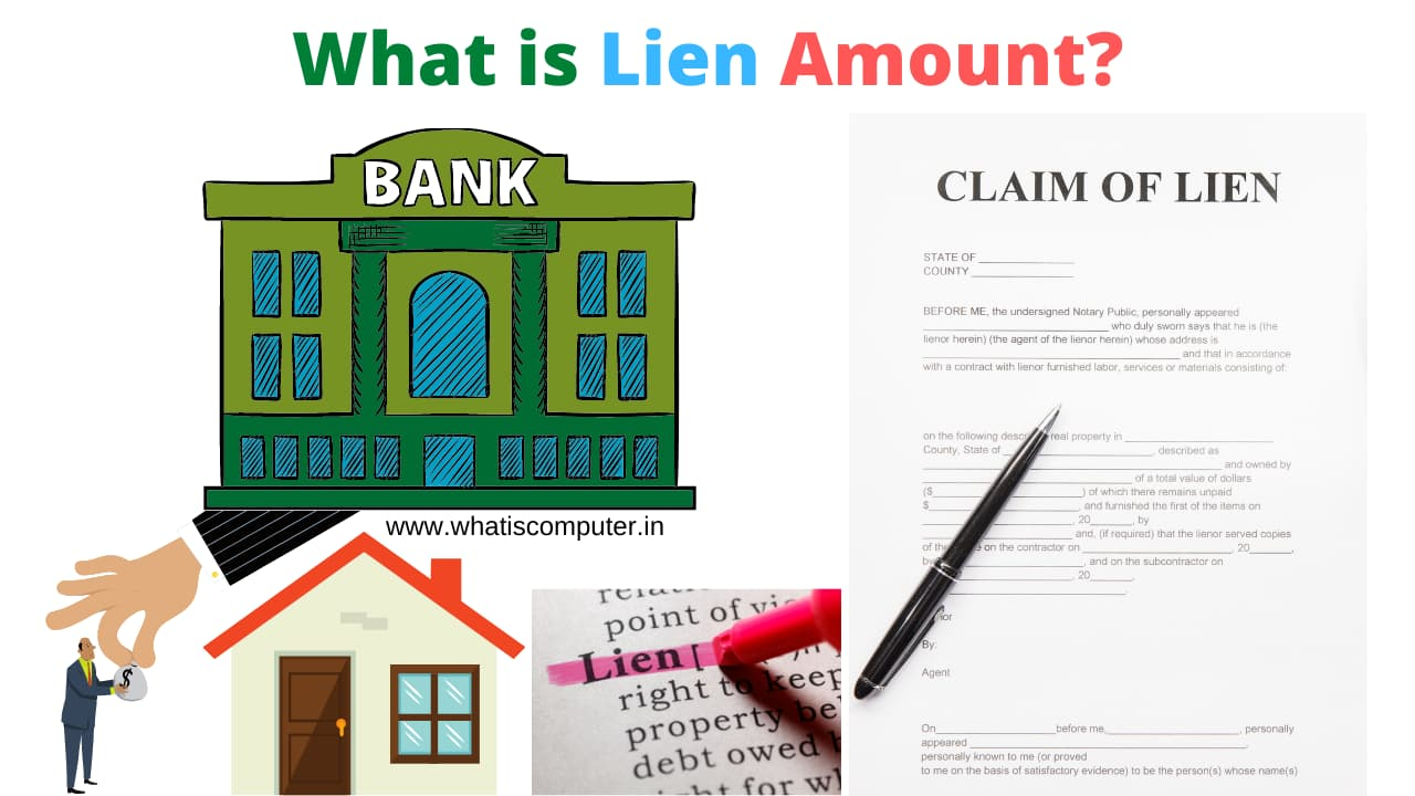 What-is-Lien-Amount