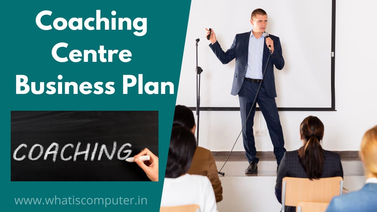 Coaching-Centre-Business-Plan