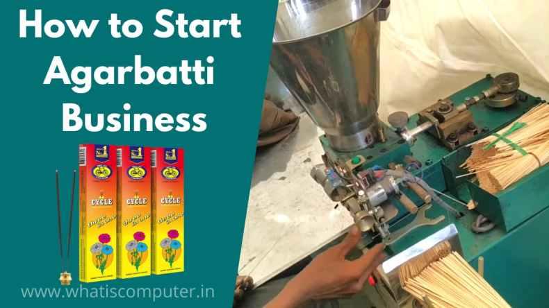 How to Start Agarbatti Business
