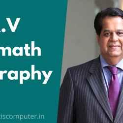 K.V Kamath Biography
