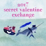 4 reasons to participate in the 2017 Secret Valentine Exchange