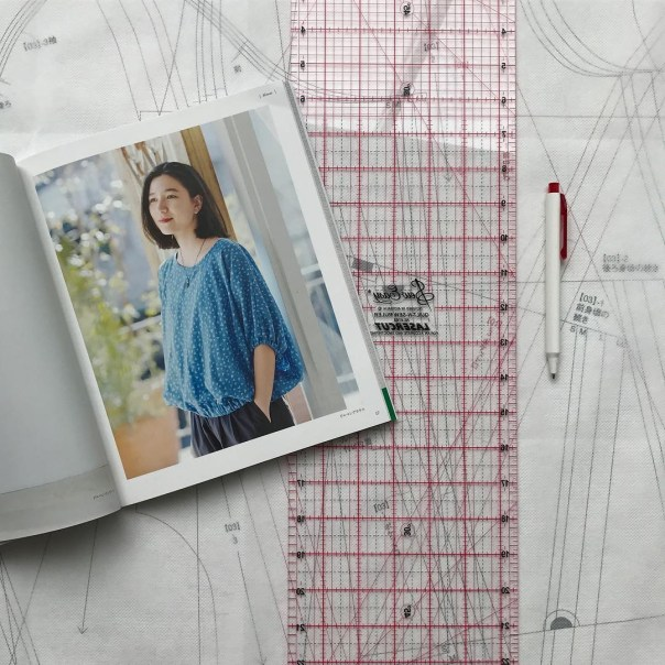 Japanese sewing inspiration