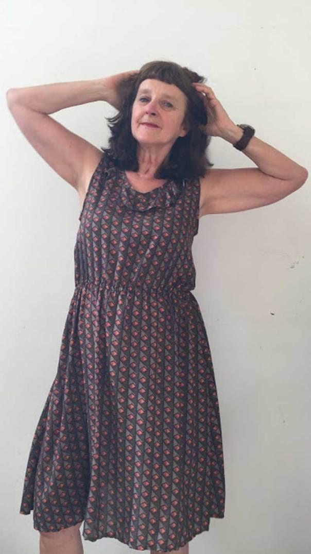 Chari Dress Schnittchen Patterns