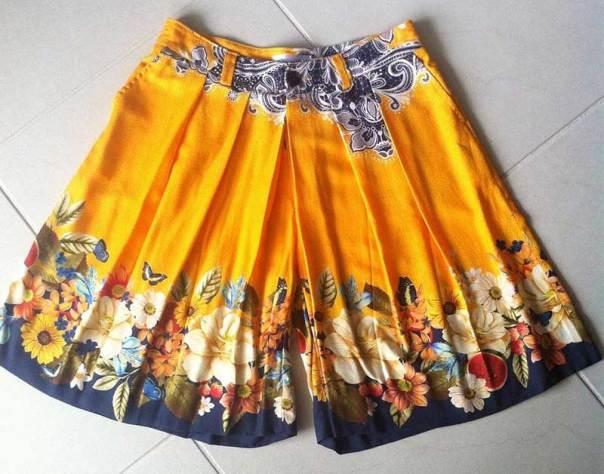 Border Shorts