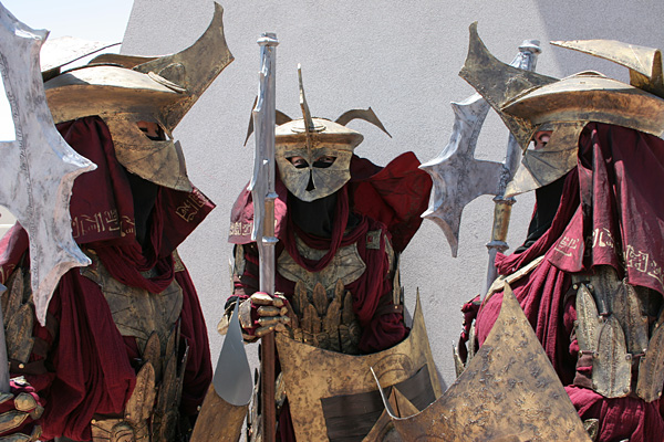 Easterlings HCC Cosplay