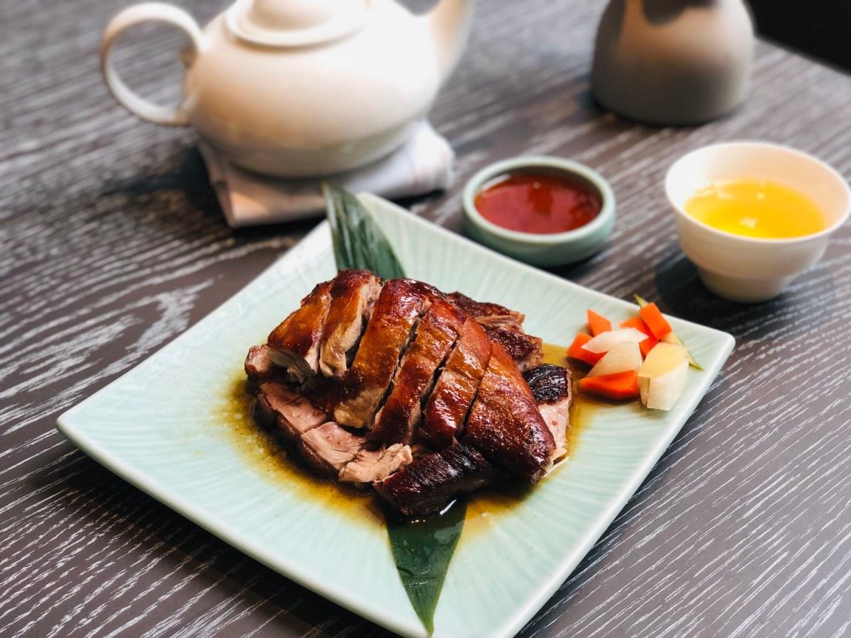 【伊康吃什麼】新北.中餐廳|新台式料理 台北新板希爾頓酒店 青雅中餐廳Qingya