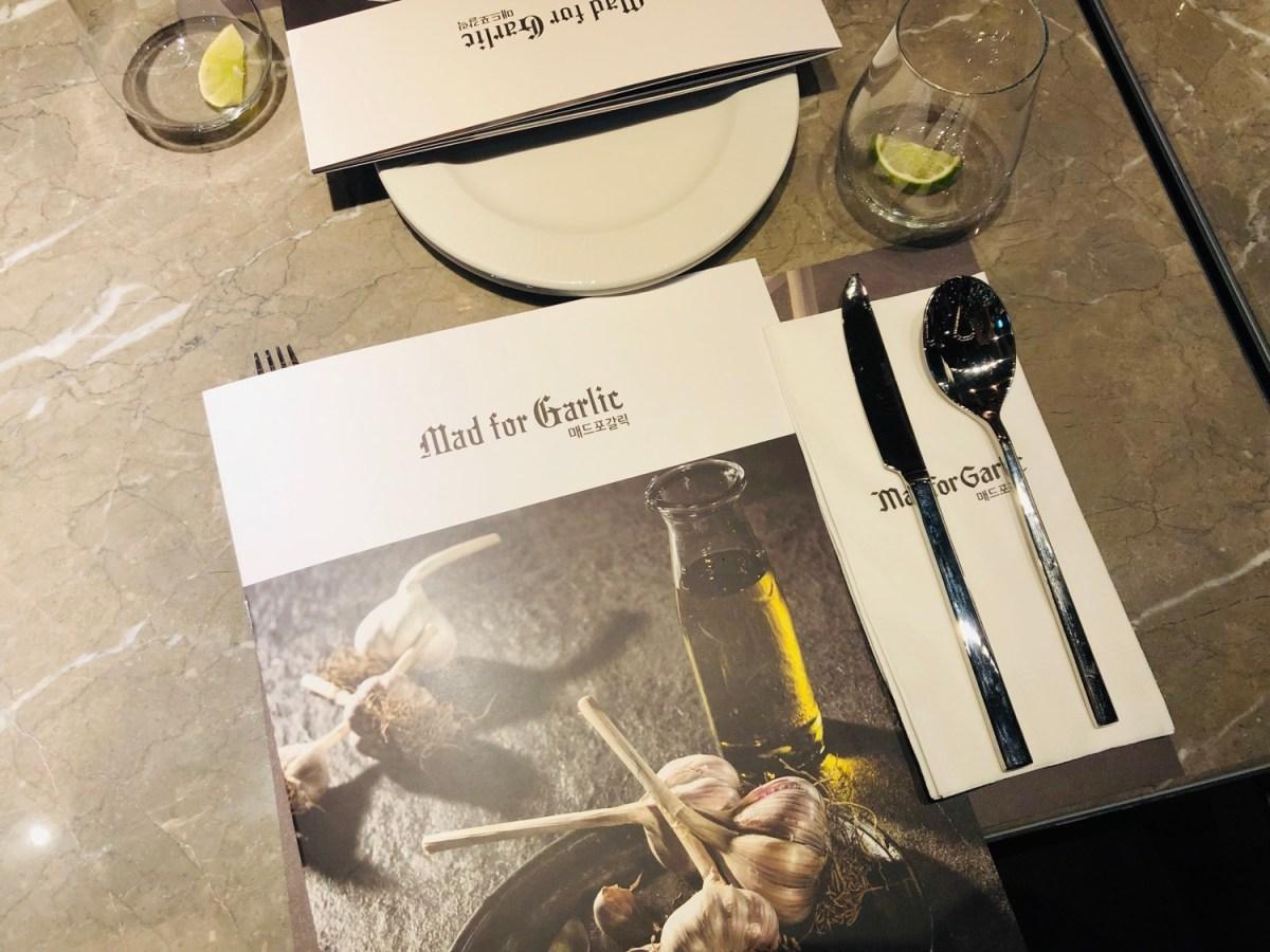【伊康吃什麼】台北.義式餐廳|大蒜控不能不筆記的Mad for Garlic Taiwan
