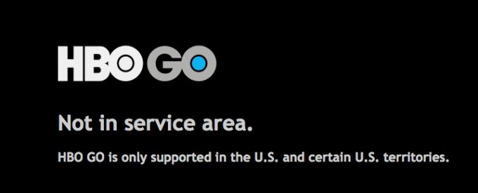 HBO Go Error 2