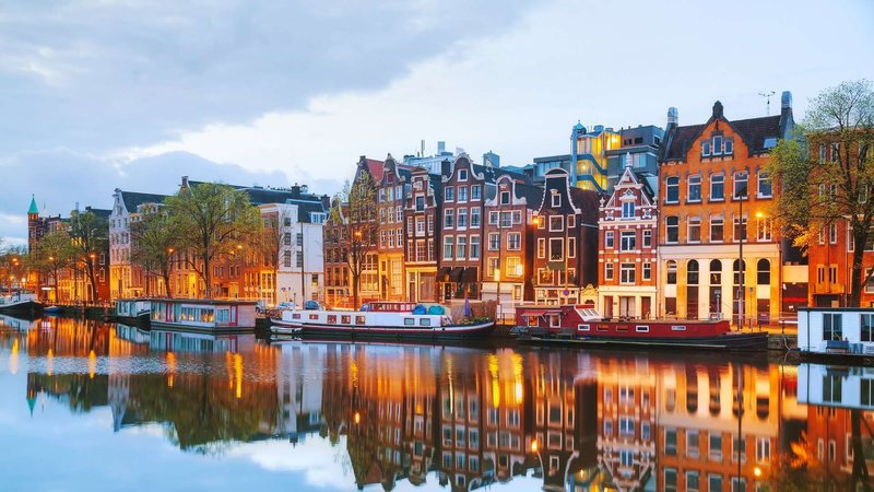Dutch IP Address with VPN