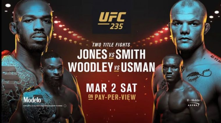 How to Watch UFC 235 Live Online