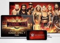 Stream WrestleMania 2019 Anywhere