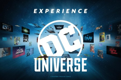 Stream DC Universe From Anywhere