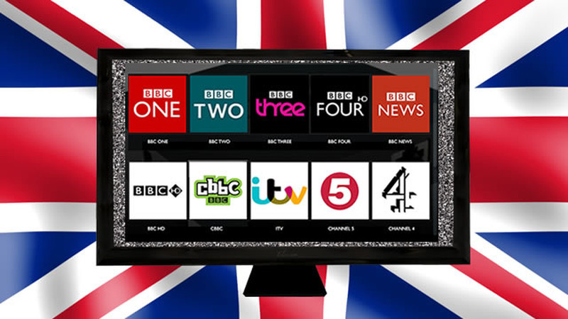 Stream UK TV Channels Anywhere with VPN or Smart DNS