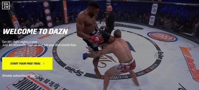Stream Bellator 221 Anywhere with VPN