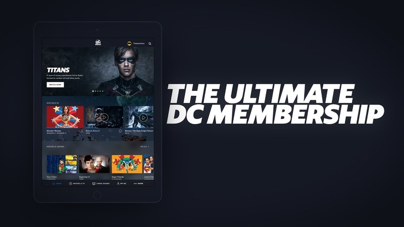 Watch DC Universe Anywhere with VPN