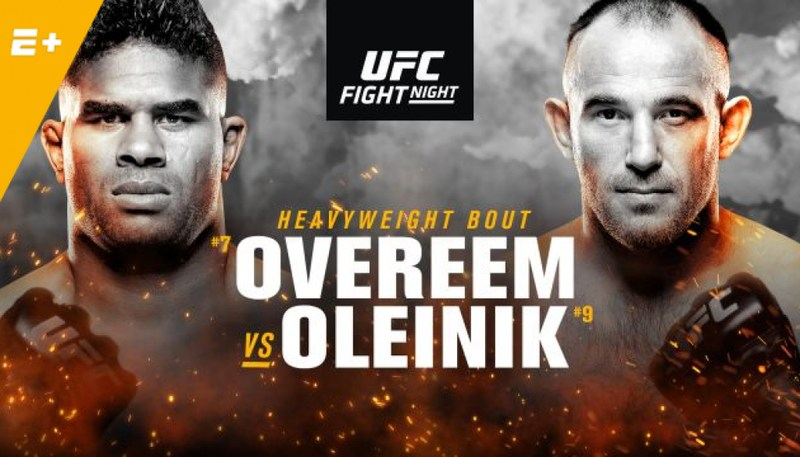 Watch UFC Fight Night 149 Anywhere with VPN